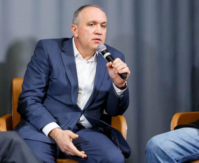 Алексей Белоусов, Capital group © Алексей Довгуля