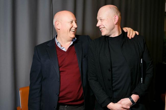 Алексей Воронцов и Павел Андреев © Алексей Довгуля