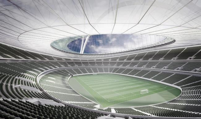 Национальный стадион Ливии © gmp