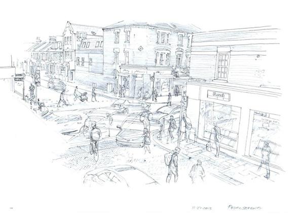 Финалист конкурса Pedro Serrano. Источник:www.architectsjournal.co.uk