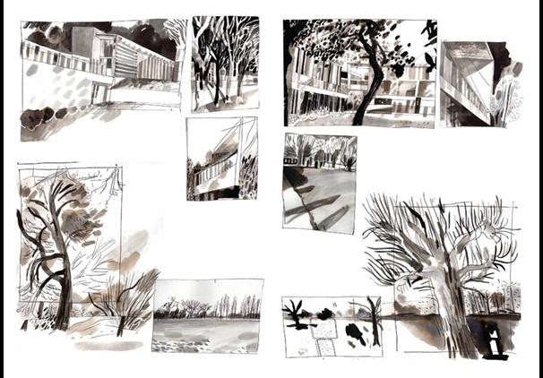 Финалист конкурса Rebecca Crompton. Источник:www.architectsjournal.co.uk