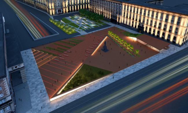 Третье место. Проект Wowhaus. Материалы предоставлены организаторами конкурса