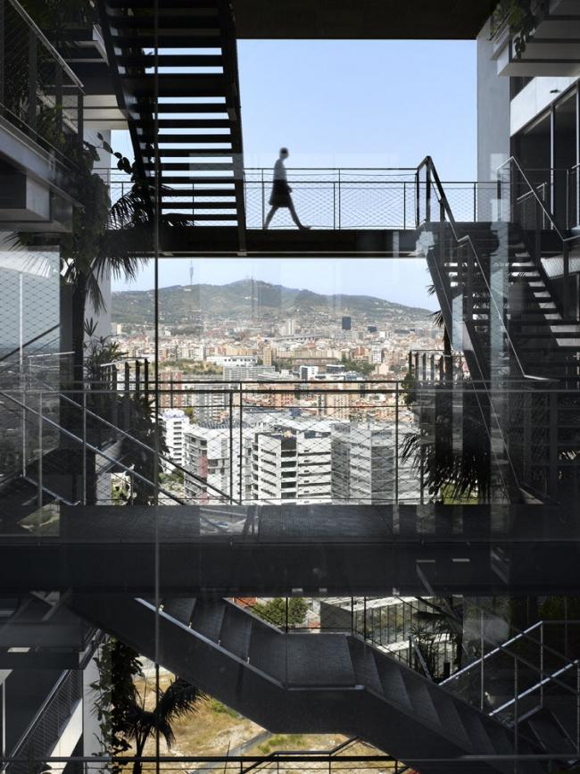 Гостиница Renaissance Barcelona Fira Hotel © Roland Halbe - rolandhalbe.eu