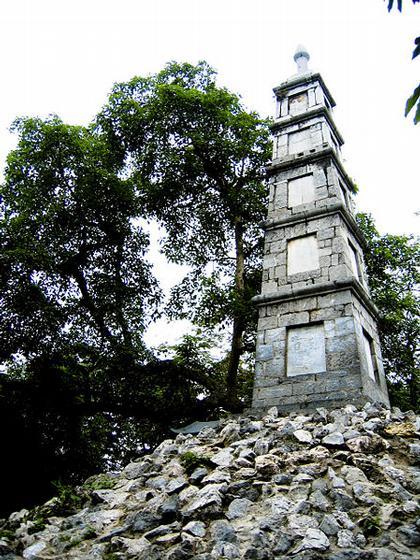 Пагода Льен-Пай. Ханой