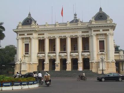 Оперный театр. Ханой