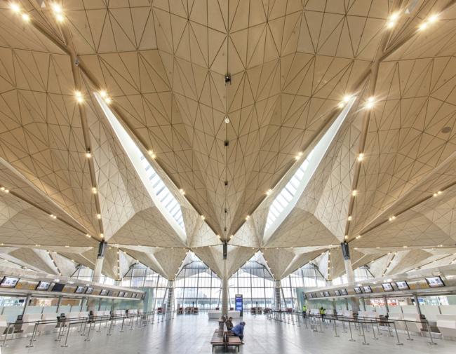 Аэропорт «Пулково». Новый терминал