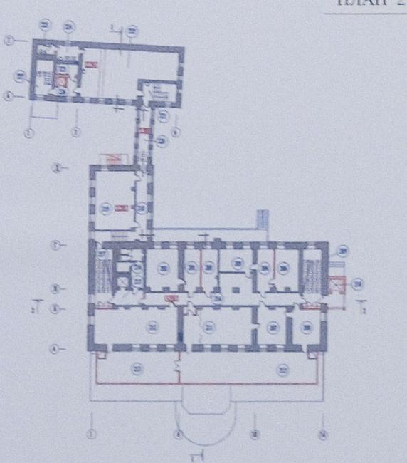 Проект реконструкции административного здания по адресу: ул. Пятницкая, вл. 12, стр. 2, 3, 4. СМА