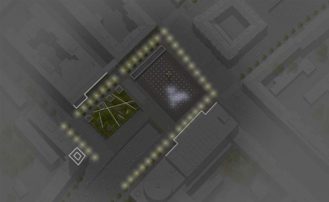Концепция освещения / «ST rauma. Ландшафтная архитектура»