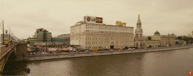 Предпроектное предложение по регенерации территории под гостиничный комплекс с апарт-отелем на Софийской набережной, вл.34, стр. 1, 4, 5, 6, 8. (историческое исследование)