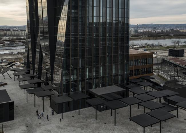Башня DC 1 © Michael Nagl