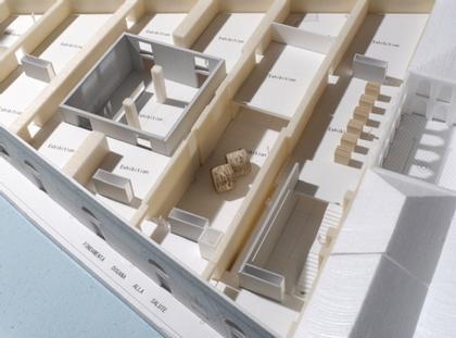 Центр современного искусства. Проект