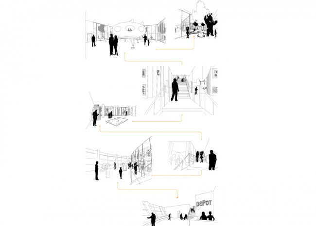 Фондохранилище Музея Бойманса–ван Бёнингена © MVRDV