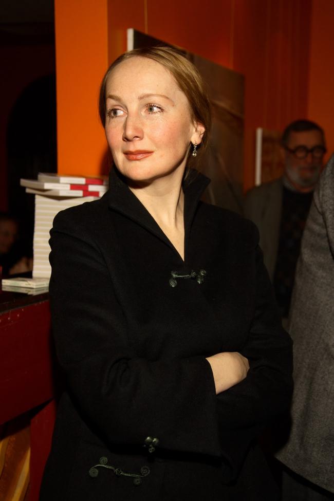 Ирина Коробьина © ГНИМА им А.В.Щусева