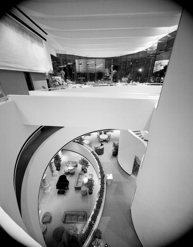 Здание Гонконг-Клуба, Гонконг, 1980-84 гг. Фото © Max Dupain, Max Dupain & Associates
