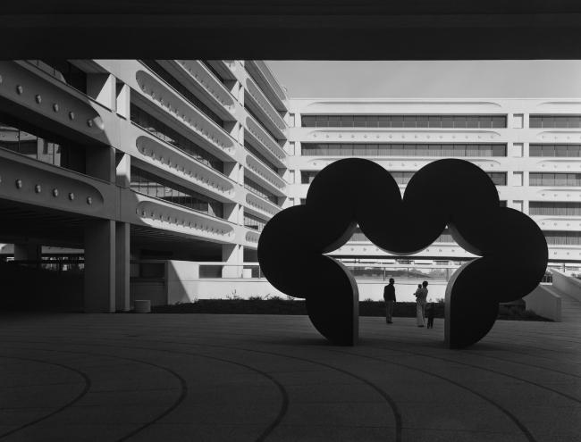 Правительственный комплекс зданий им. Эдмунда Бартона, Канберра, 1974 Фото: Макс Дюпейн
