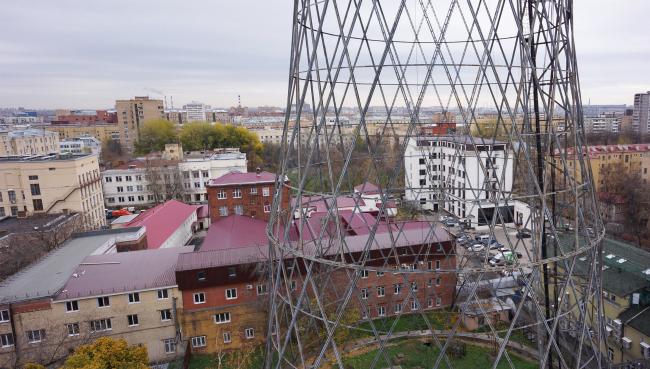 Башня на Шаболовке © Екатерина Ноздрева