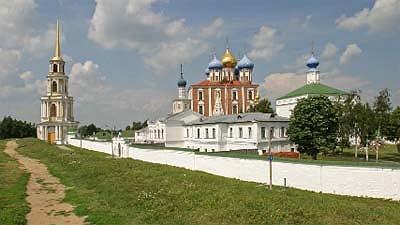 Рязанский кремль - музей или подворье?