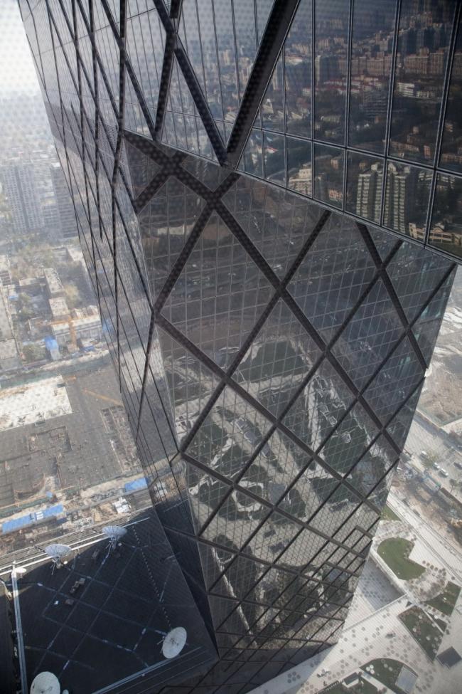 Здание Центрального Китайского Телевидения © Buro-OS