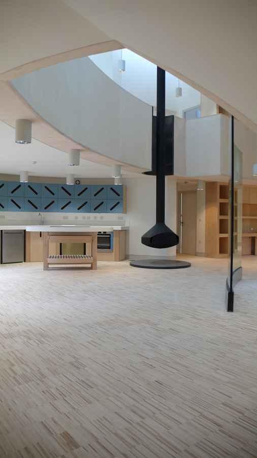 Онкологический центр Мэгги больницы Синглтон © Thore Garbers