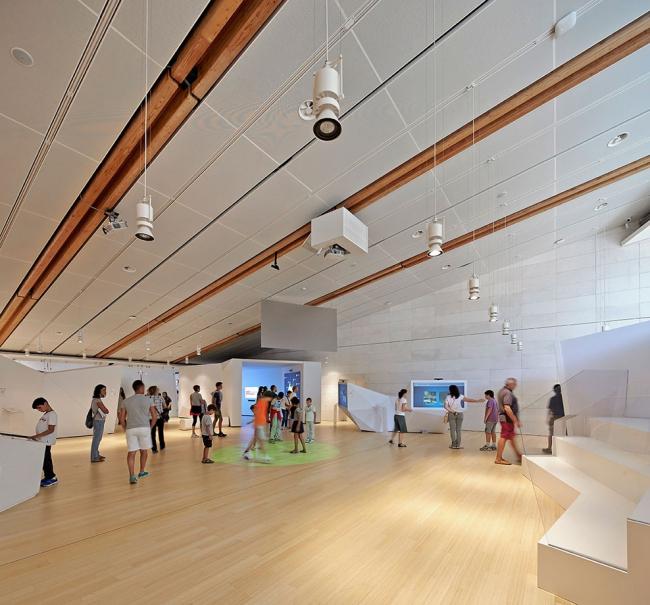 Музей науки MUSE © Hufton + Crow