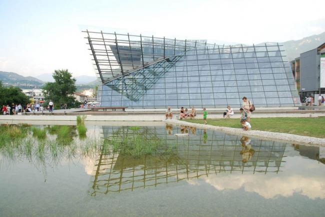 Музей науки MUSE © RPBW – Shunji Ishida