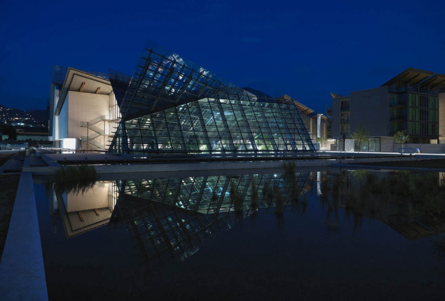 Музей науки MUSE © Enrico Cano