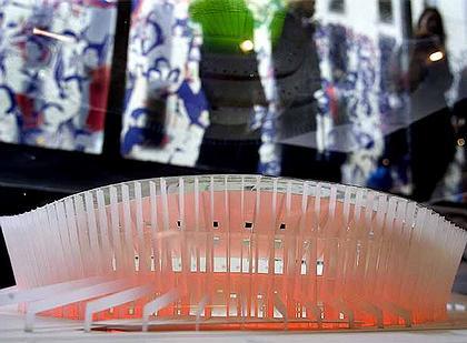 Карлос Ферратер и др. Конкурсный проект реконструкции стадиона «Камп Ноу»