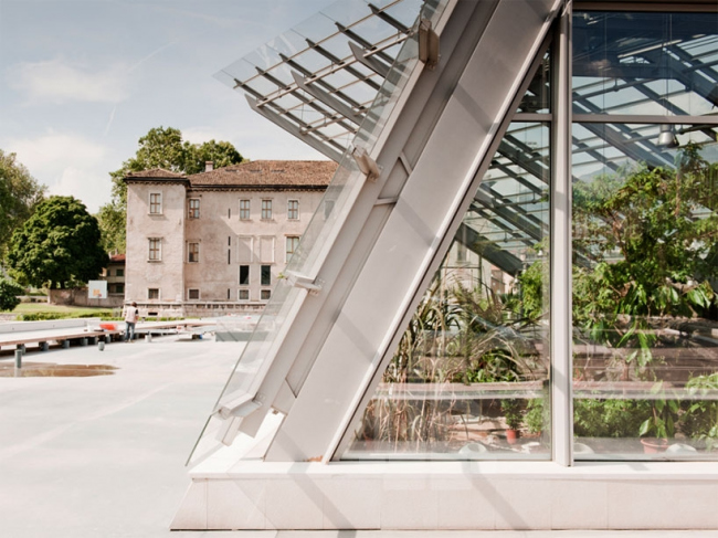 Музей науки MUSE © Claudia Corrent