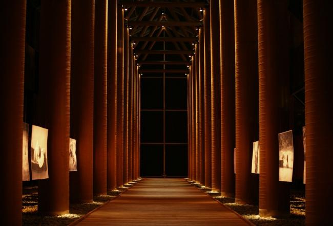 «Кочевой музей» в Токио. Фото: Paolo Mazzoleni via flickr.com. Лицензия CC BY 2.0