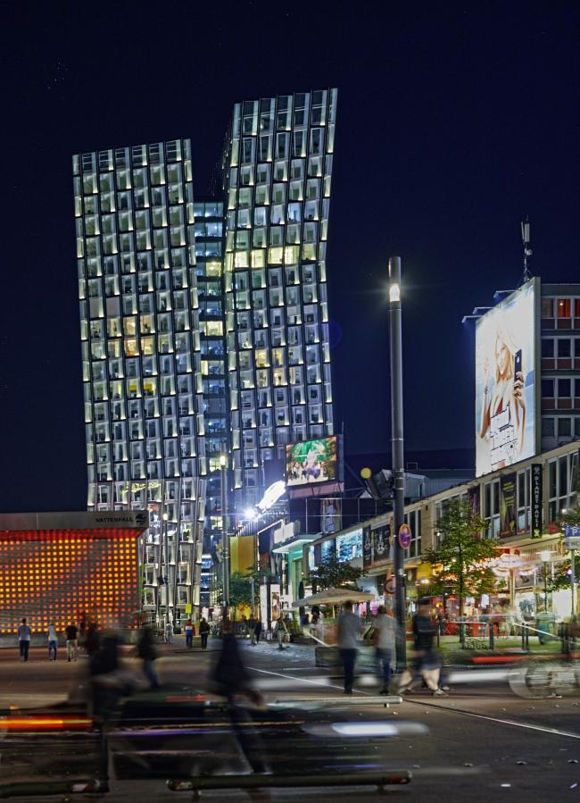 Tanzende Türme © TOM PHILIPPI Stuttgart