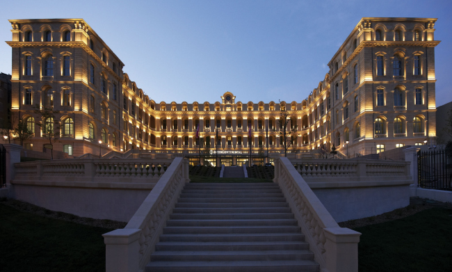 InterContinental Marseille – Hotel Dieu © DR