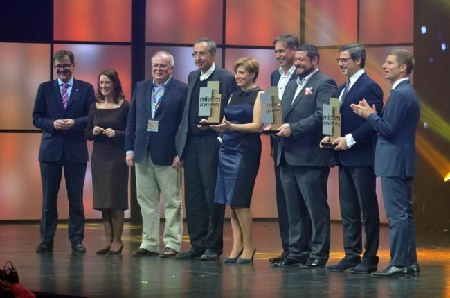 Обладатели национальных наград MIPIM Awards. Фото © Елена Петухова