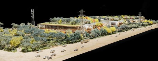 Западный кампус компании Facebook. Изображение предоставлено Facebook Corporate Communications