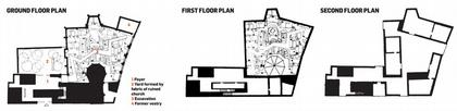 Музей кёльнского диоцеза «Колумба». Планы этажей