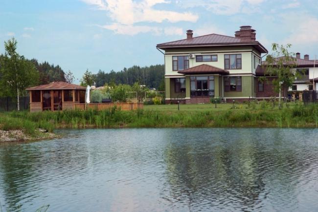 Поселок «Графские пруды» © Архстройдизайн АСД