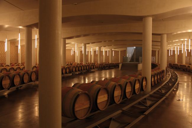 Винодельня Шато Шеваль-Блан © Max Botton