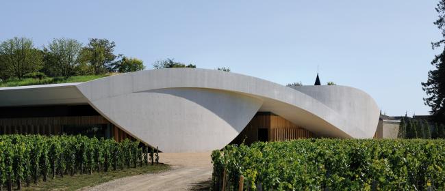 Винодельня Шато Шеваль-Блан © Erik Saillet