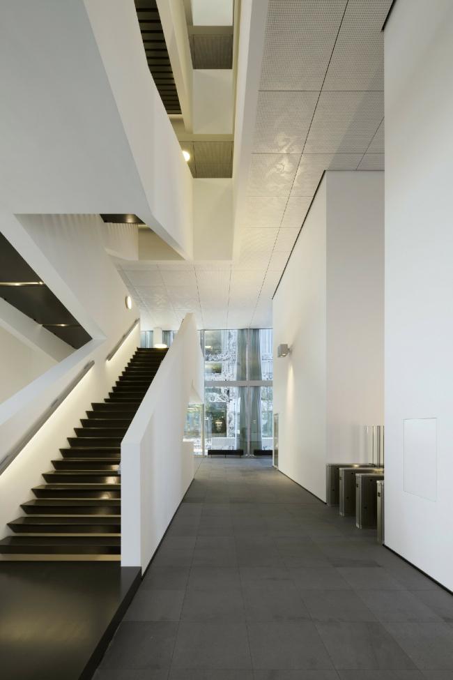 Штаб-квартира компании Allianz © Jan Bitter