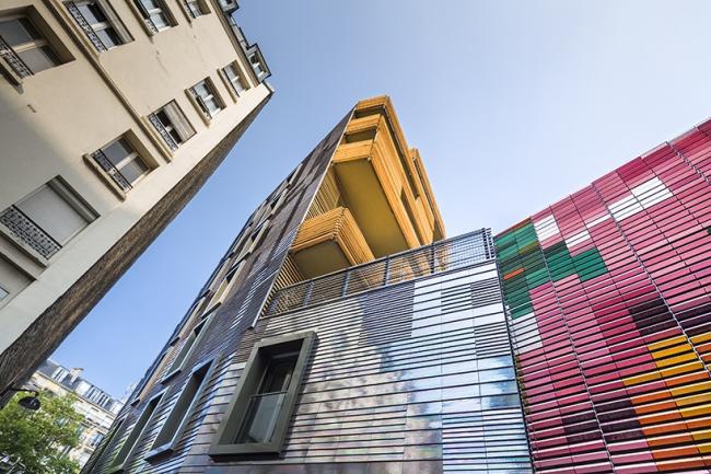 Дом Grenelle © Sergio Grazia