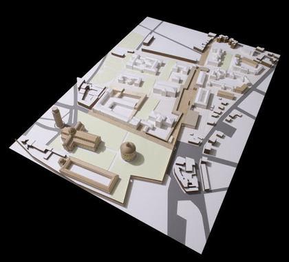 Университетская больница Санта Кьяра - проект перестройки