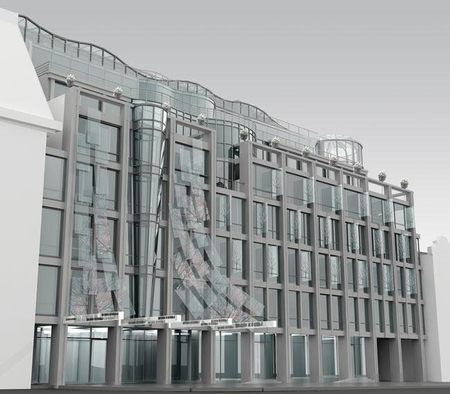 Московский театральный центр «Вишневый Сад». Иллюстрация с сайта flatco.ru