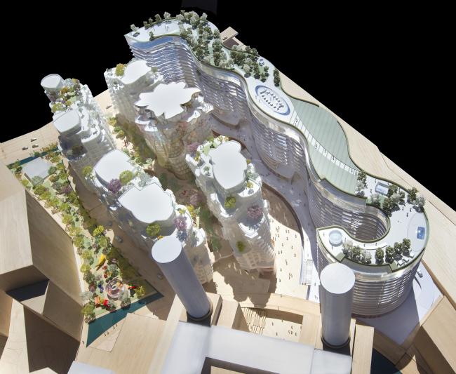 Реконструкция электростанции Баттерси – 3-я очередь © Battersea Project Land Company Limited