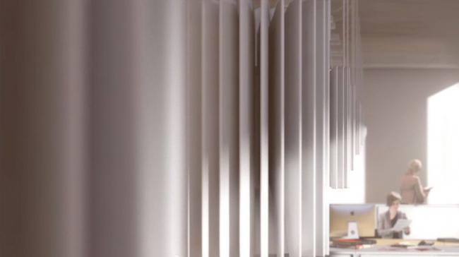 Реконструкция Порта-Вольта – проект фонда Feltrinelli © Herzog & de Meuron