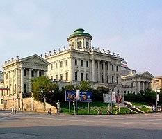 Дом Пашкова: завершение реставрации