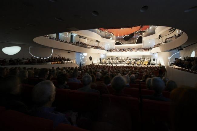 Дом музыки в Ольборге © Martin Schubert