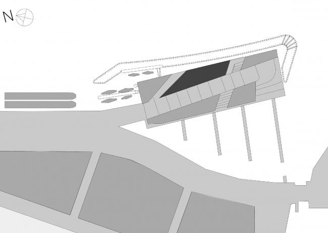 Комплекс IJdock. Жилой корпус бюро Zeinstra van Gelderen © Zeinstra van Gelderen