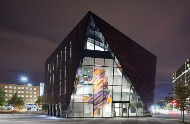 Музей современного искусства в Кливленде © MOCA Cleveland