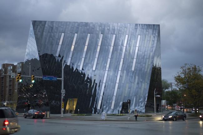 Музей современного искусства в Кливленде © Foreign Office Architects