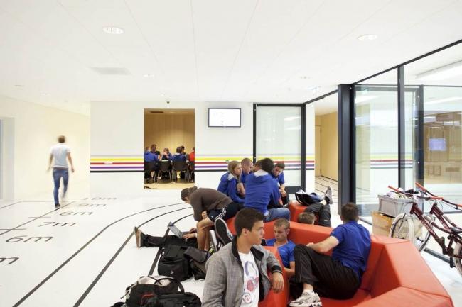 Спортивный колледж Fontys © Mecanoo Architecten