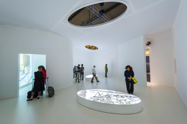 Вид павильона Шигеру Бана © Alessandro Russotti